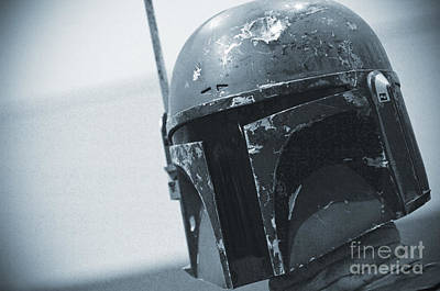Screen Used Photograph - Boba Fett Costume 39 by Micah May