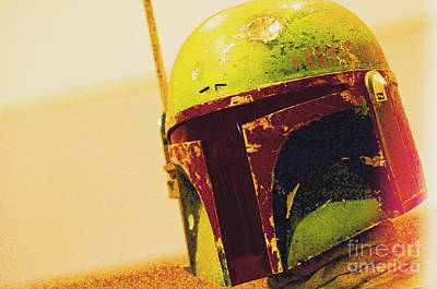 Jet Star Photograph - Boba Fett Costume 40 by Micah May