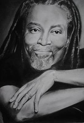 Drawing - Bobby Mcferrin by Emily Maynard