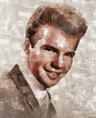 Musicians Royalty Free Images - Bobby Vee, Musician Royalty-Free Image by Esoterica Art Agency