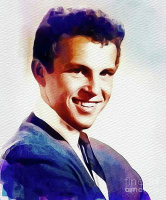 Music Royalty-Free and Rights-Managed Images - Bobby Vinton, Music Legend by Esoterica Art Agency
