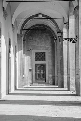Photograph - Boboli Gardens Hall In Florence Italy  by John McGraw