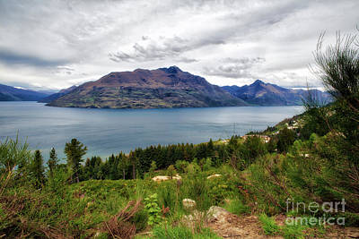 Photograph - Bob's Peak Nz by Erika Weber