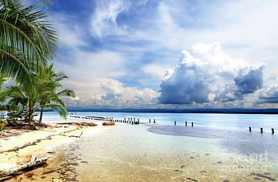 Photograph - Boca Del Drago Panama by John Rizzuto