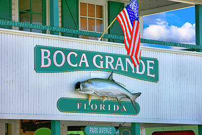 Photograph - Boca Grande Florida by Chris Smith