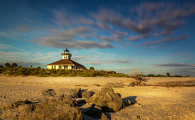 Construction Photograph - Boca Grande Florida by Marvin Spates