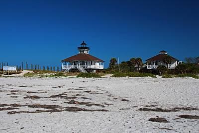 Photograph - Boca Grande Lighthouse X by Michiale Schneider