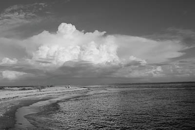 Vermeer Rights Managed Images - Boca Grande Solitude Royalty-Free Image by Robert Wilder Jr