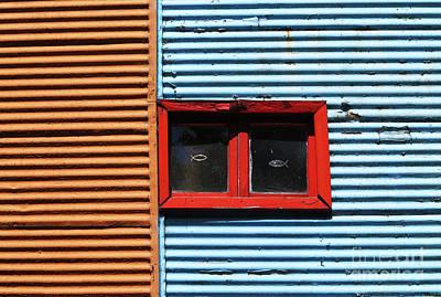 Photograph - Boca Wall Detail 1 by Vivian Christopher
