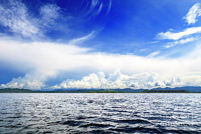 Photograph - Bocas Del Toro Panama by John Rizzuto