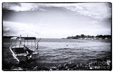 Photograph - Bocas Water Taxi by John Rizzuto