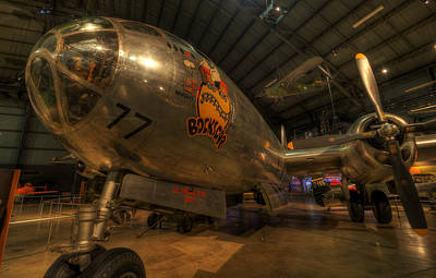 Photograph - Bock's Car Boeing B-29 by David Dufresne