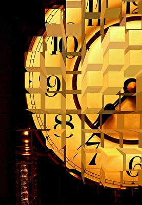 Photograph - Blocks Of Time by Diana Angstadt