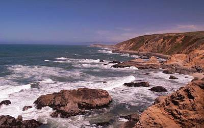 Photograph - Bodega Head by Lawrence Pratt