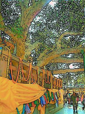Photograph - Bodhi Tree by Lisa Dunn