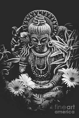 Photograph - Bodhisattva Parametric by Sharon Mau