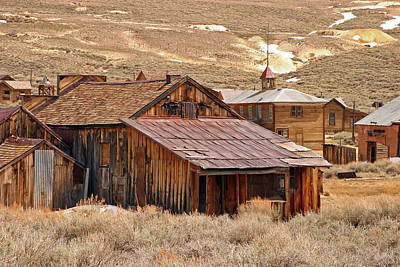 Photograph - Bodie - Arrested Decay by Inge Riis McDonald
