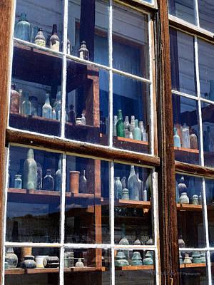 Bodie Bottles #1 Art Print