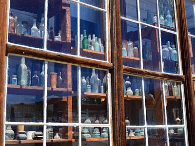 Bodie Bottles #2 Art Print