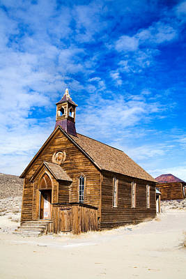 Bodie Church Original