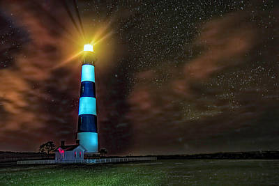 Photograph - Bodie Island Light by Pete Federico