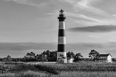 Photograph - Bodie Island Light Station by Gregg Southard