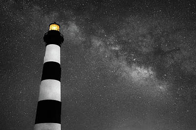 Photograph - Bodie Island Lighthouse by Art Cole