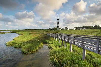 Photograph - Bodie Island Lighthouse North Carolina by Mark VanDyke