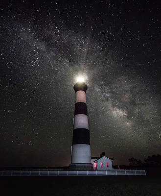 Photograph - Bodie Island Lighthouse by Ronald Santini