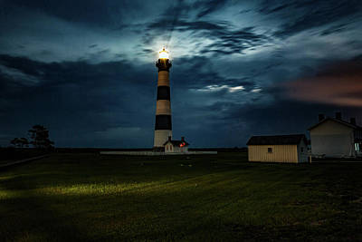 Photograph - Bodie Island, Nc by Pete Federico