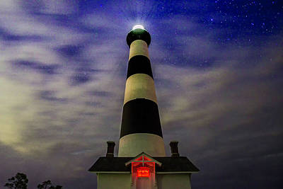 Photograph - Bodie Light by Pete Federico