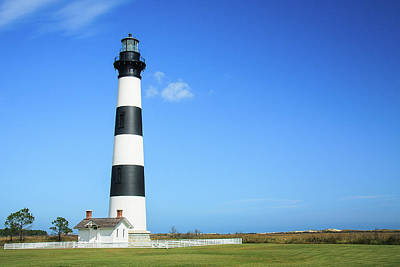 Photograph - Bodie Lighthouse Nags Head by Joni Eskridge