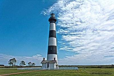 Bodie Lighthouse Art Print
