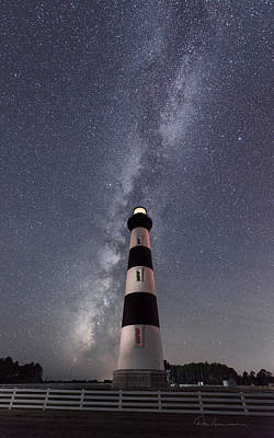 Best Sellers - Dan Beauvais Royalty-Free and Rights-Managed Images - Bodie Milky Way 1326 by Dan Beauvais