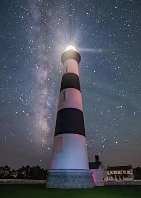 Milky Way Photograph - Bodie Milky Way Two by Joe Kopp