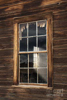 Photograph - Bodie Morning by Sandra Bronstein