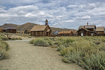 Photograph - Bodie by Scott Read