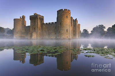 Bodium Castle 1 Art Print by Rod McLean