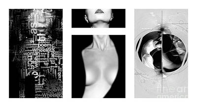 Digital Art - Body by Mo T