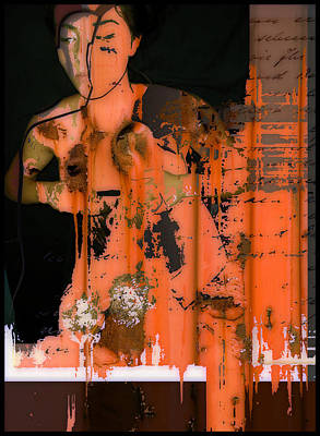 Body Of Rust Art Print by Adam Kissel