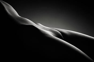 Photograph - Bodyscape Nude by Johan Swanepoel