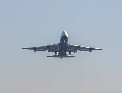 Photograph - Boeing 747-3 by Brian MacLean