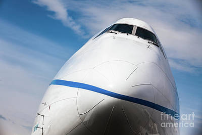 Photograph - Boeing 747 Jumbo 1 by Rastislav Margus