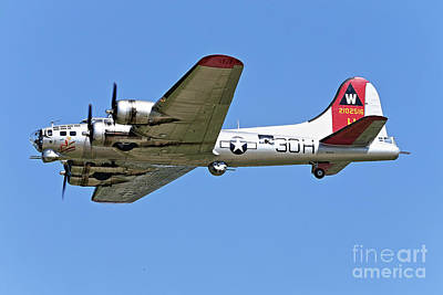 Photograph - Boeing B-17 Bomber  by Rick Mann