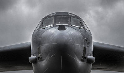 Digital Art - Boeing B-52 by Douglas Pittman