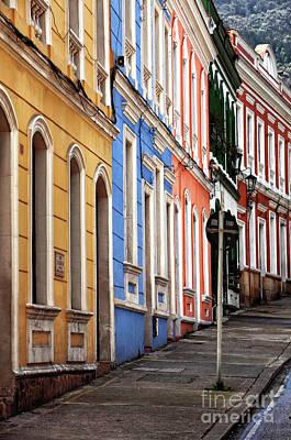 Photograph - Bogota Colors by John Rizzuto