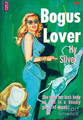 Painting - Bogus Lover by Robert Bonfils