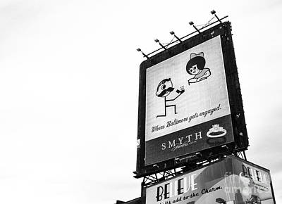 Billboard Photograph - Boh Meets Utz by Paul Frederiksen