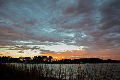 Photograph - Bohannon Sunset by Jean Haynes
