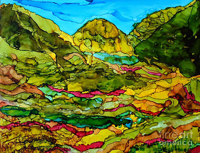 Painting - Bohol Pilippines by Vicki  Housel